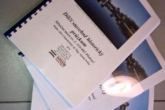 Stavebně-historický průzkum silničního mostu v Přelouči