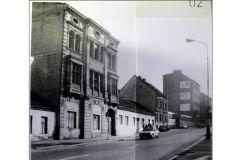 Stavebně historický průzkum žižkovských pavlačí