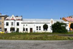 Bývalá naftová elektrárna u nádraží vKutné Hoře
