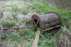 Čerpací stroj vodárny obce v severních Čechách. Foto: Jiří Chmelenský