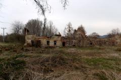 Dokumentace velkostatku Pachoun v obci Jivina (okres Mladá Boleslav)