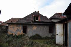 Stavebně-historický průzkum na Zbraslavi, parcela č. 85/4