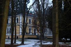 Stavebně-historický průzkum zámku Vysoká u Příbramě