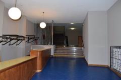 Prostory původního kina v Kulturním domě Příbram
