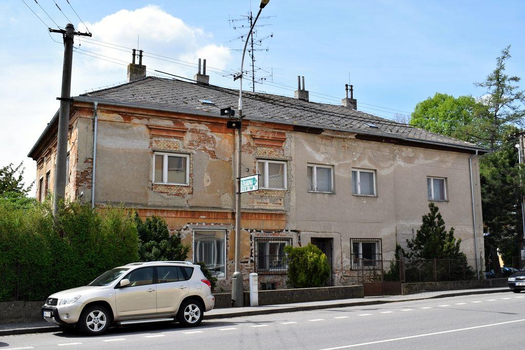 Stavebně-historický průzkum bývalého letního sídla Huberta Kleina